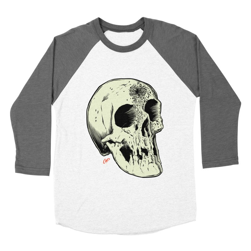 Voodoo Skull Women's Longsleeve T-Shirt by The Art of Coop