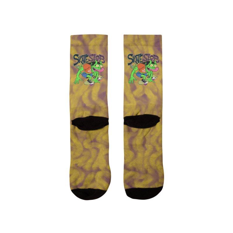 SKATE SLOB Men's Socks by The Art of Coop
