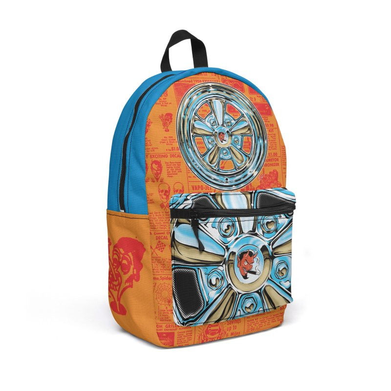SUPER SPORT Accessories Backpack Bag by The Art of Coop