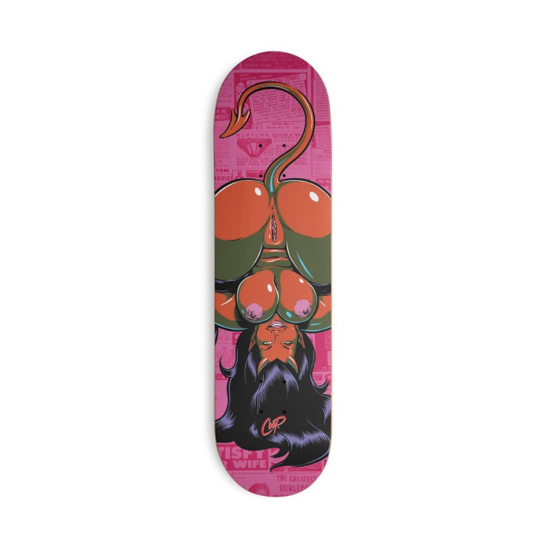 QUESTIONS? Accessories Deck Only Skateboard by The Art of Coop