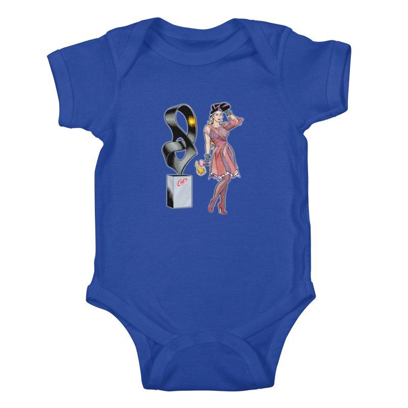 THE WELDER Kids Baby Bodysuit by artofcoop's Artist Shop