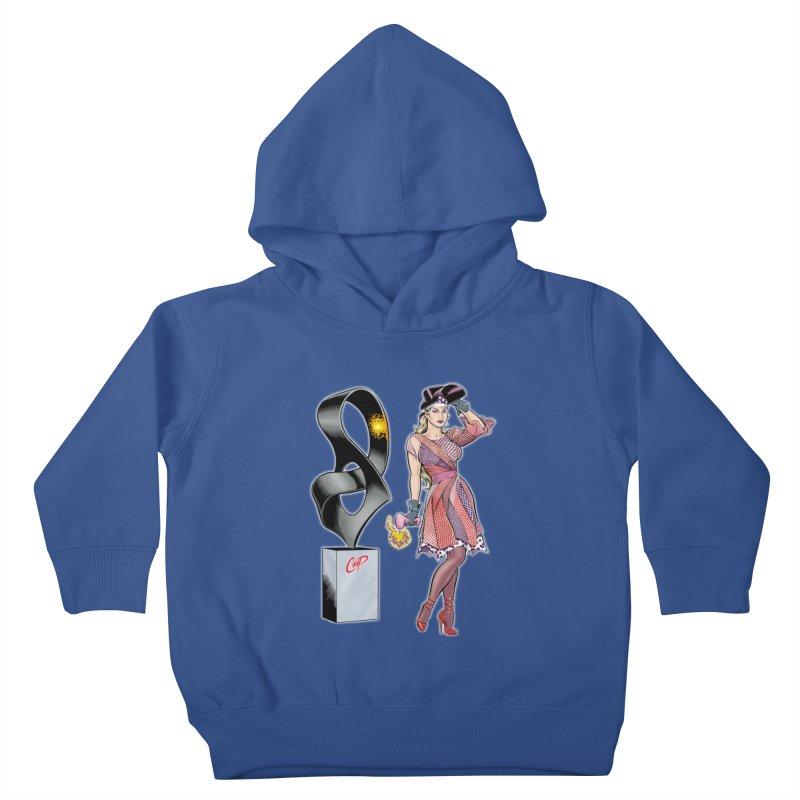 THE WELDER Kids Toddler Pullover Hoody by artofcoop's Artist Shop