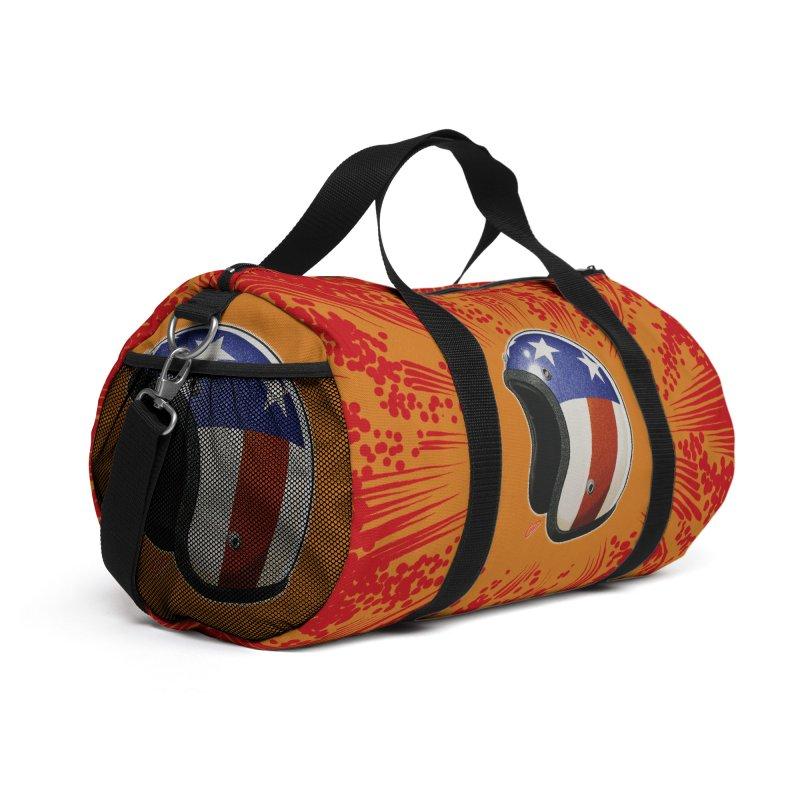 HELMET II Accessories Bag by The Art of Coop
