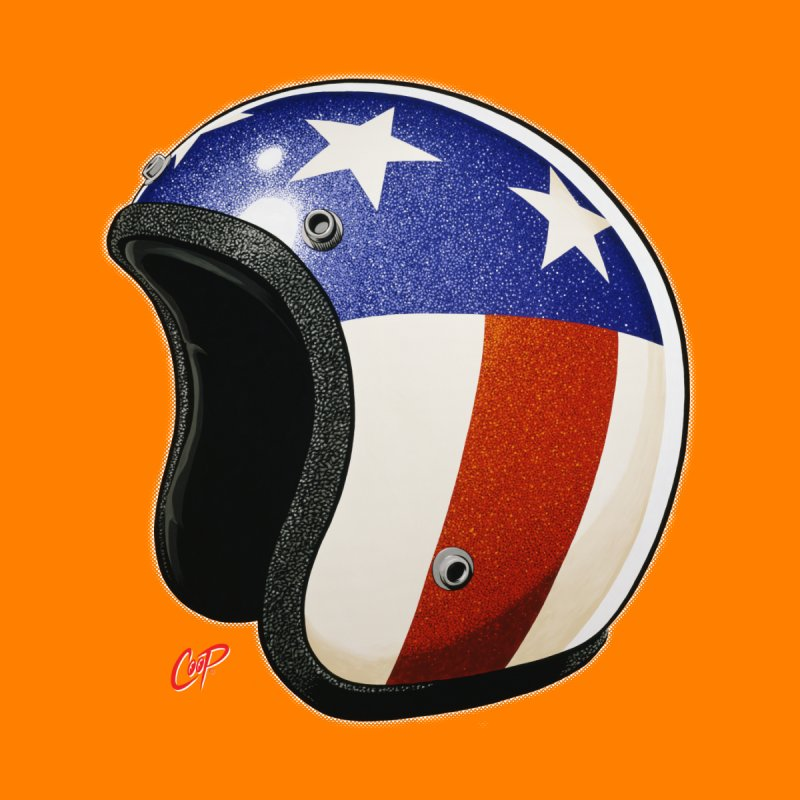 HELMET II by artofcoop's Artist Shop
