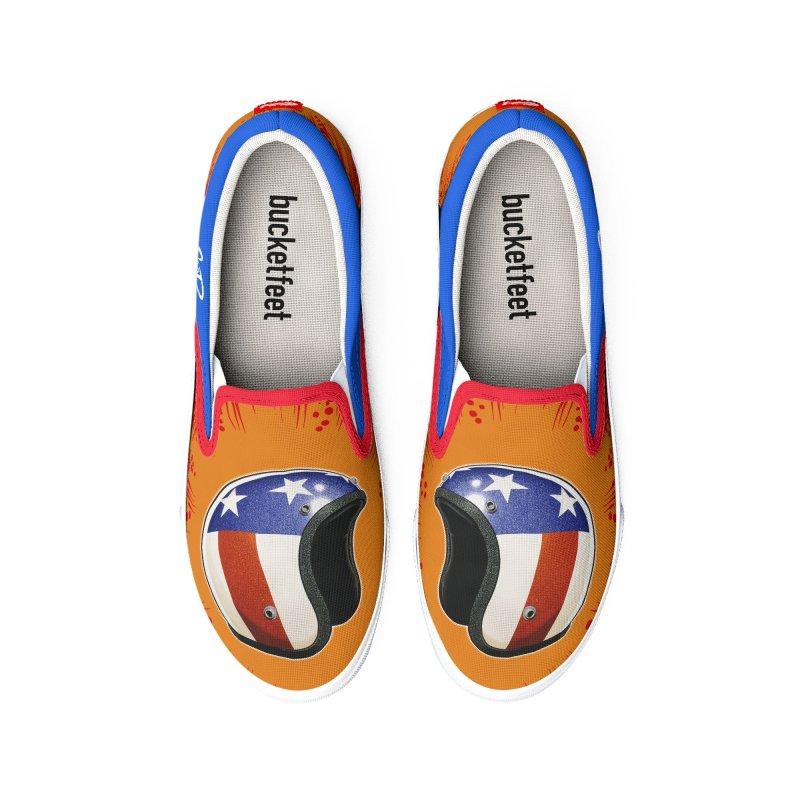 HELMET II Women's Shoes by The Art of Coop