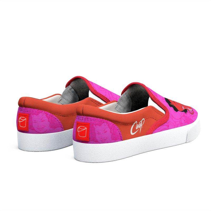 BIKINI DEVIL GIRL Men's Shoes by The Art of Coop
