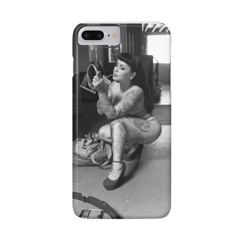 GIGI ARROYO in iPhone 7 Plus Phone Case Slim by The Art of Coop