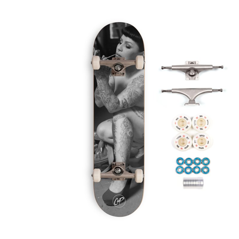 GIGI ARROYO Accessories Complete - Premium Skateboard by The Art of Coop