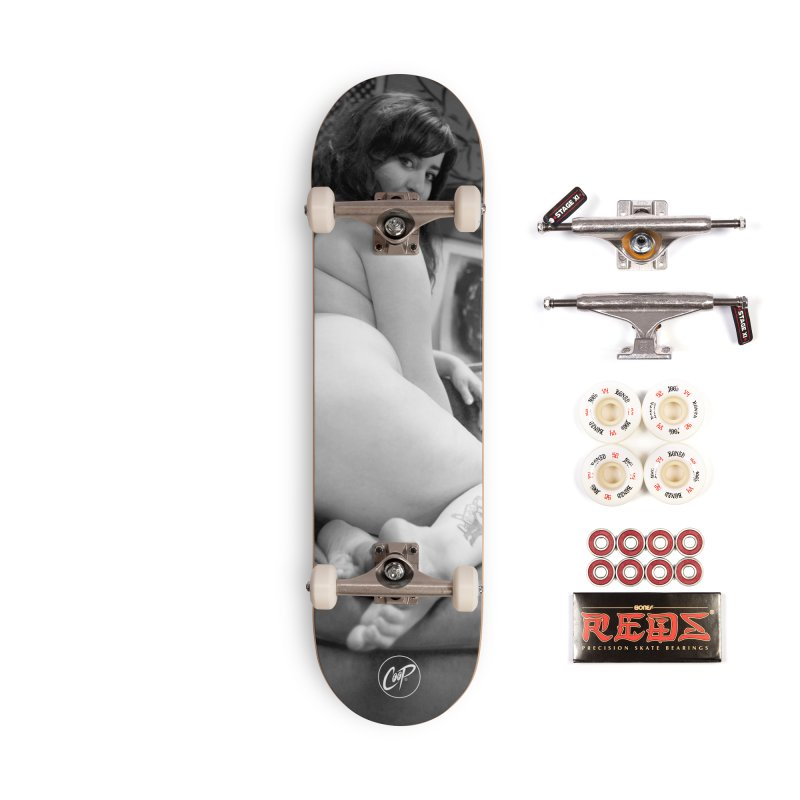FRESHIE JUICE Accessories Complete - Pro Skateboard by The Art of Coop