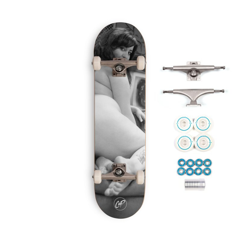 FRESHIE JUICE Accessories Complete - Basic Skateboard by The Art of Coop
