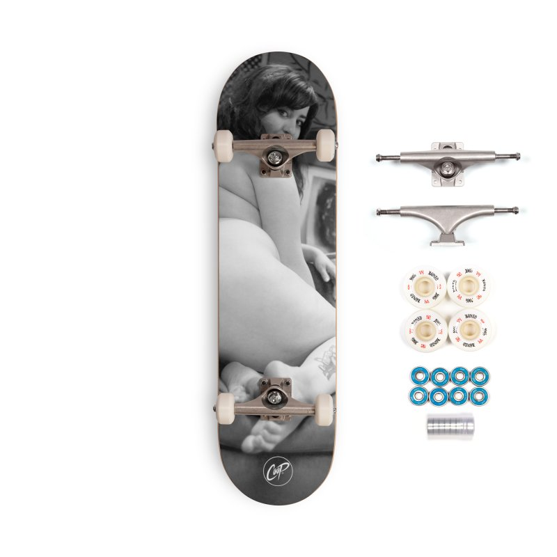 FRESHIE JUICE Accessories Complete - Premium Skateboard by The Art of Coop