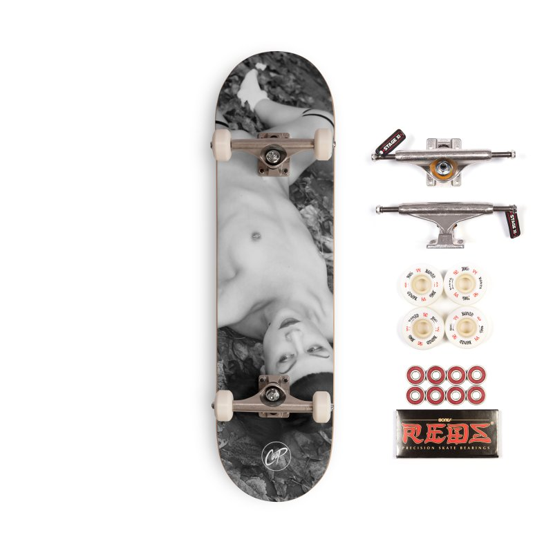 LADY KRONDOR  Accessories Complete - Pro Skateboard by The Art of Coop