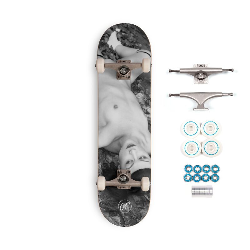 LADY KRONDOR  Accessories Complete - Basic Skateboard by The Art of Coop