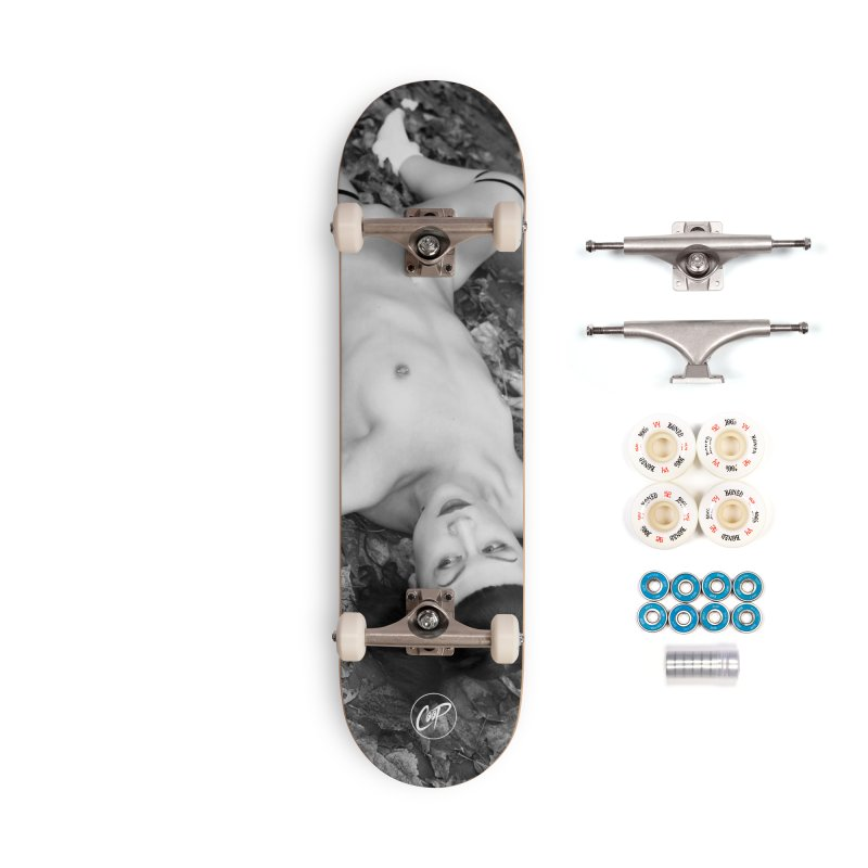 LADY KRONDOR  Accessories Complete - Premium Skateboard by The Art of Coop