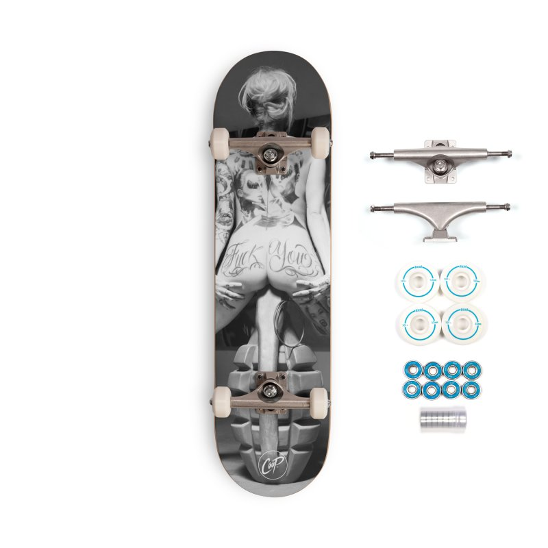 VERONICASIXXX Accessories Complete - Basic Skateboard by The Art of Coop