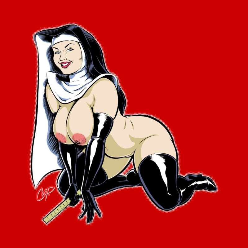 SISTER VOLUPTUA by artofcoop's Artist Shop