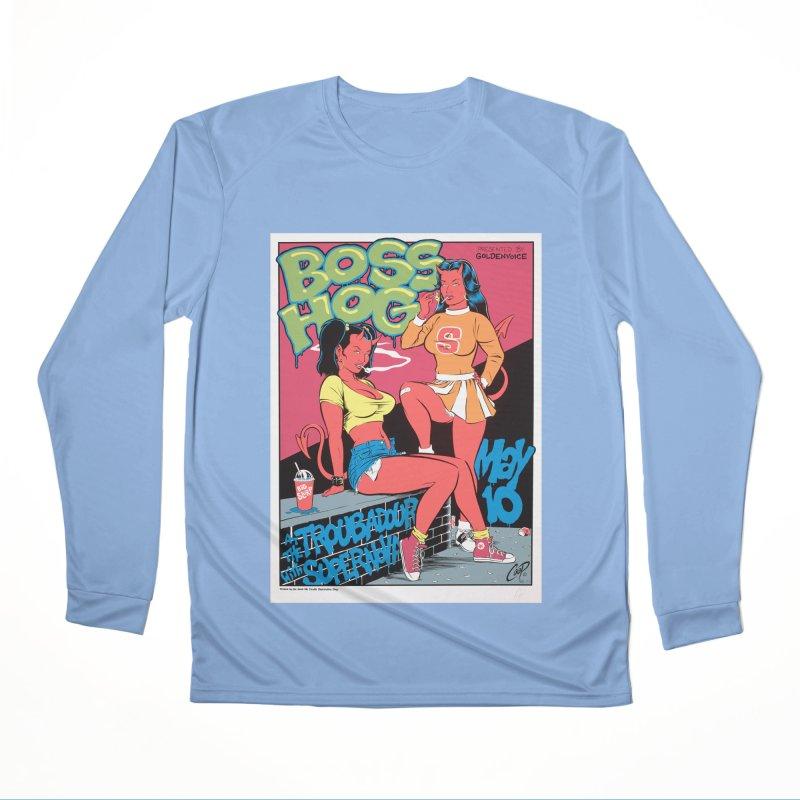 SMOKEHOLE Men's Longsleeve T-Shirt by The Art of Coop