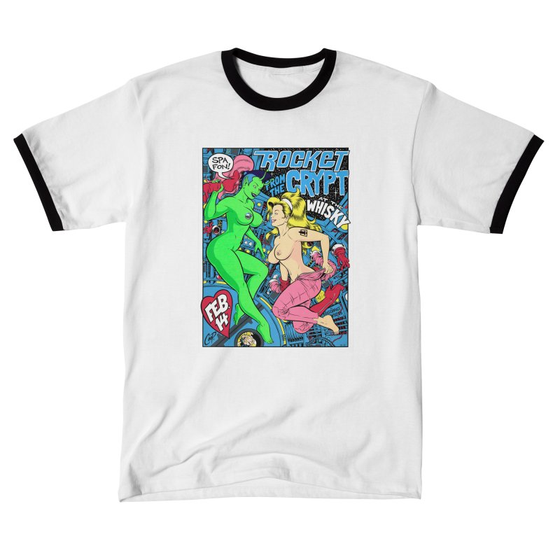 AIRLOCK Women's T-Shirt by The Art of Coop