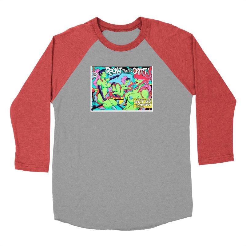 WARP SPEED Men's Longsleeve T-Shirt by The Art of Coop