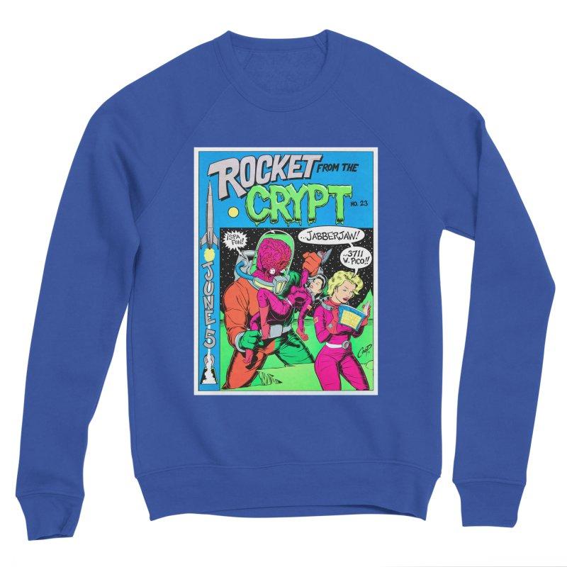 WEIRD SCIENCE Men's Sweatshirt by The Art of Coop