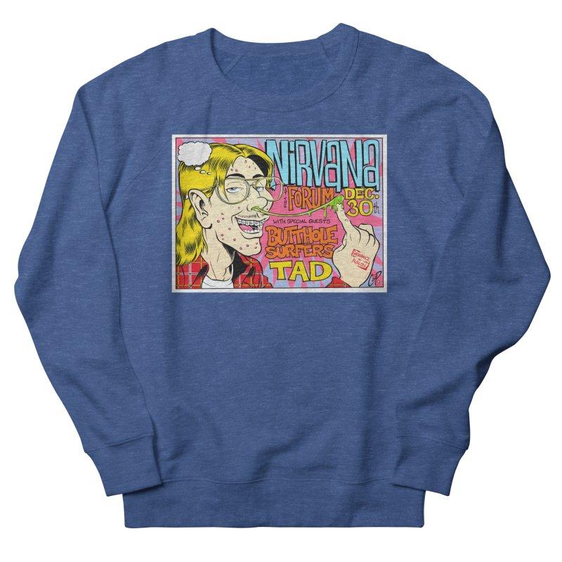 NOSEPICKER Men's Sweatshirt by The Art of Coop