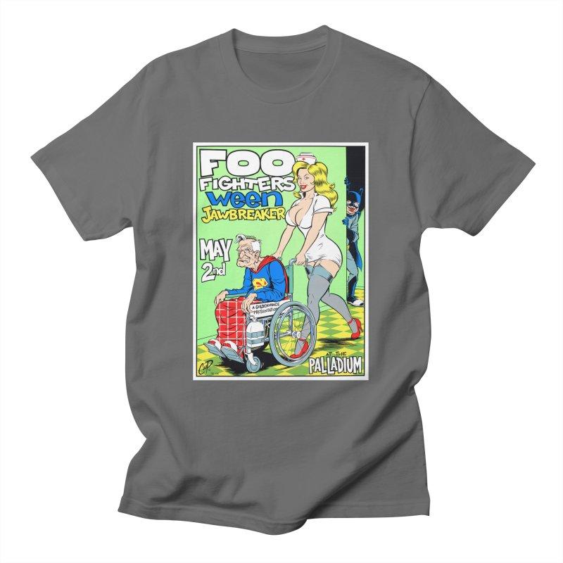WEAK SUPERHERO Men's T-Shirt by The Art of Coop