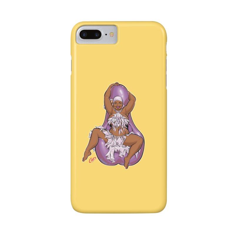 GODDESS Accessories Phone Case by artofcoop's Artist Shop
