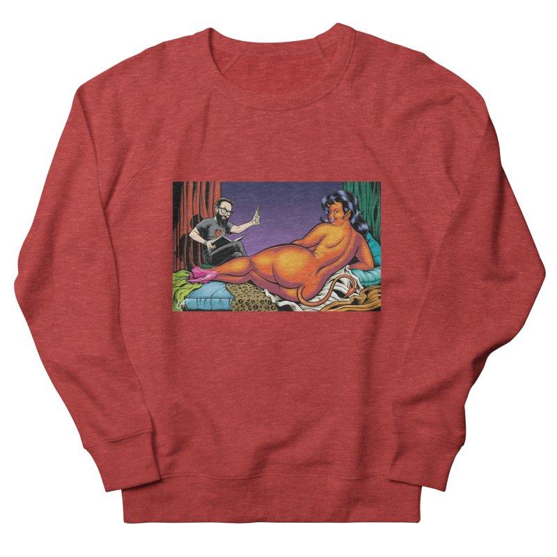 ARTIST AND MODEL  Men's Sweatshirt by artofcoop's Artist Shop
