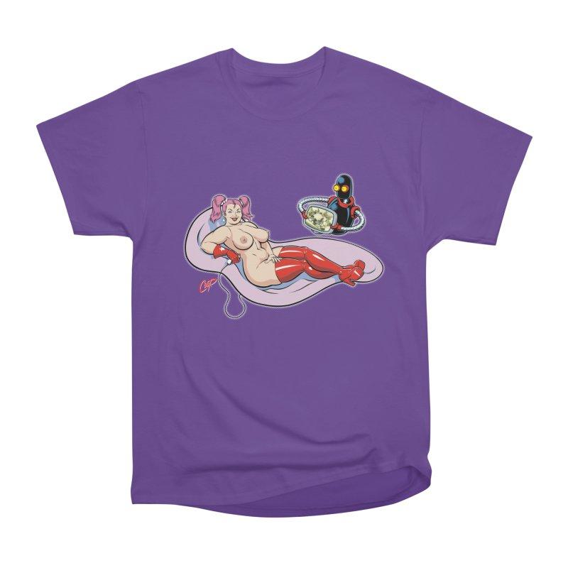 OLYMPIA 3000 Women's Classic Unisex T-Shirt by artofcoop's Artist Shop