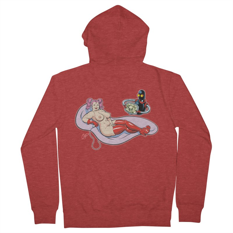 OLYMPIA 3000 Women's French Terry Zip-Up Hoody by The Art of Coop