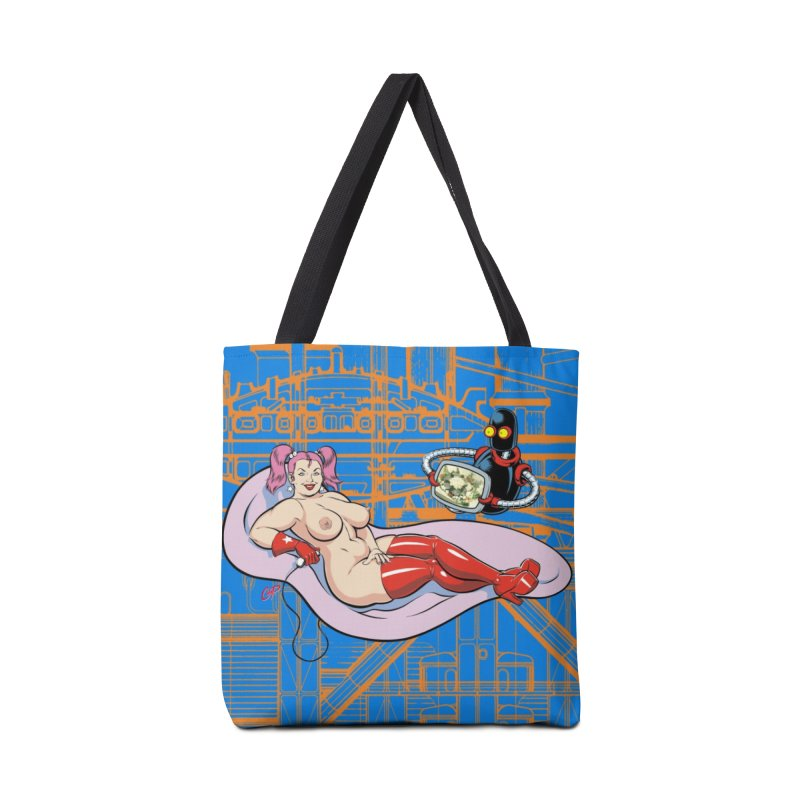 OLYMPIA 3000 Accessories Bag by artofcoop's Artist Shop