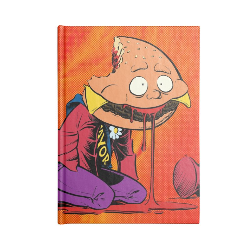 DESIRE FULFILLED in Blank Journal Notebook by artofcoop's Artist Shop
