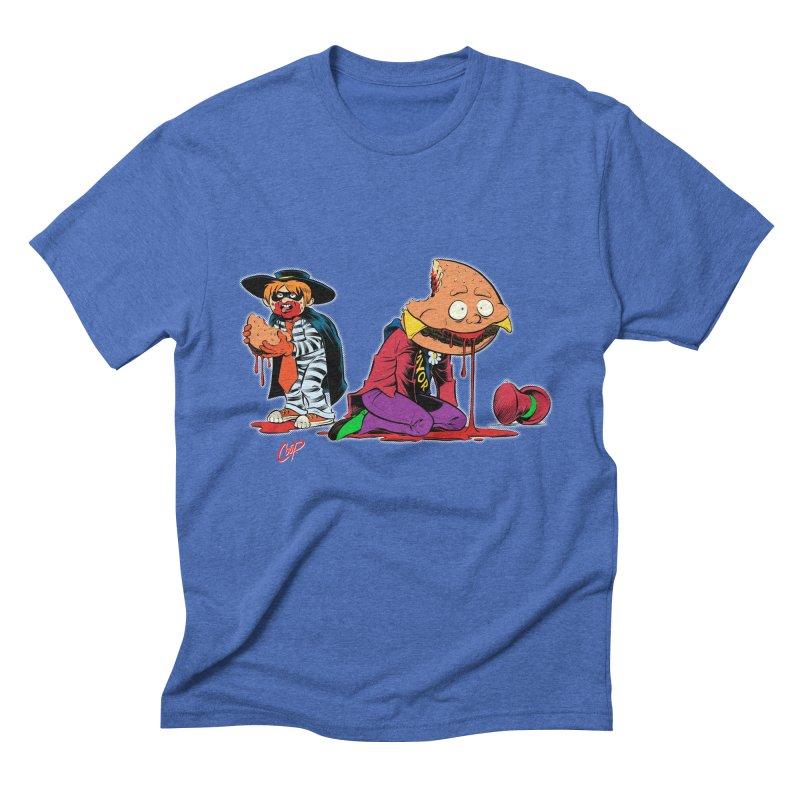 DESIRE FULFILLED Men's Triblend T-shirt by artofcoop's Artist Shop