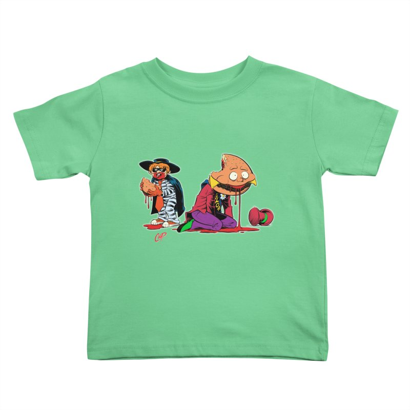 DESIRE FULFILLED Kids Toddler T-Shirt by artofcoop's Artist Shop