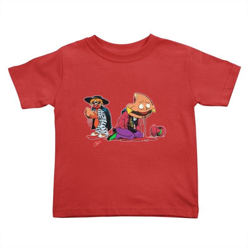 DESIRE FULFILLED Kids Toddler T-Shirt by The Art of Coop
