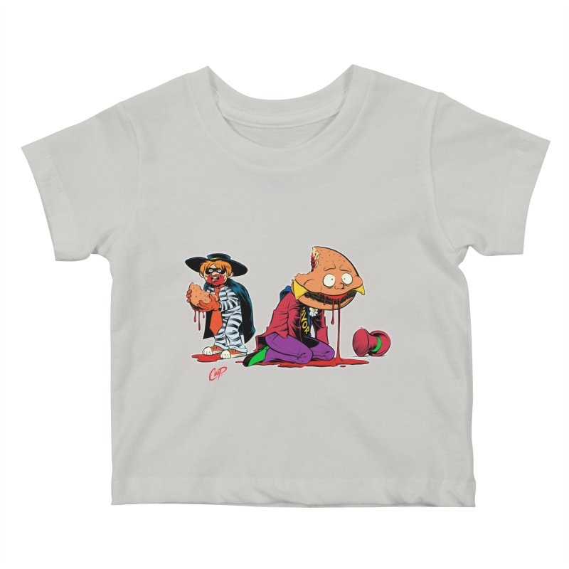 DESIRE FULFILLED Kids Baby T-Shirt by artofcoop's Artist Shop
