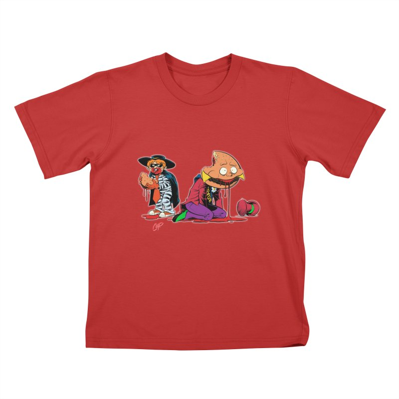 DESIRE FULFILLED Kids T-Shirt by The Art of Coop