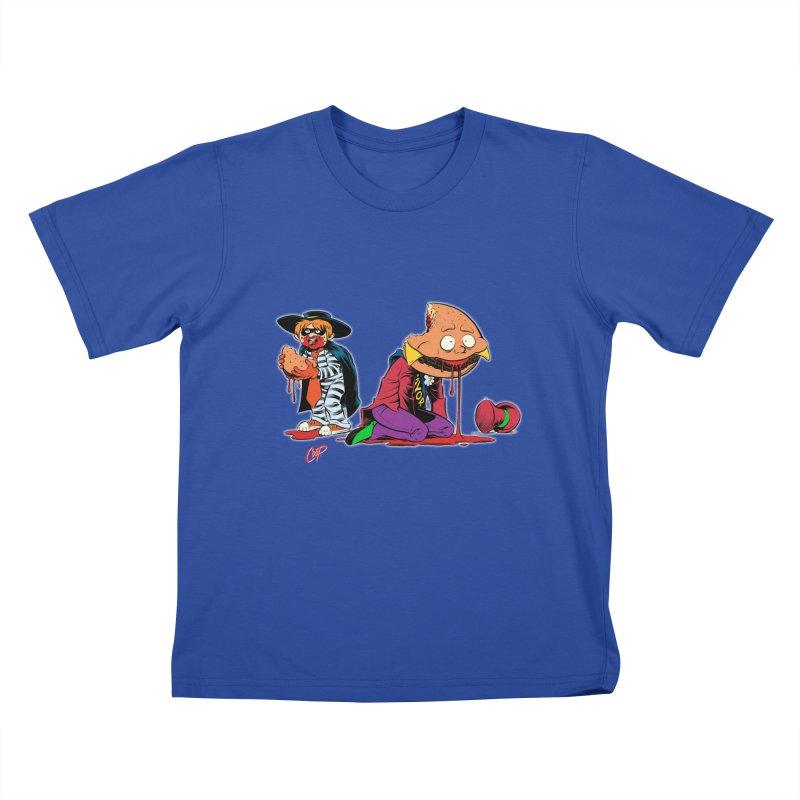 DESIRE FULFILLED Kids T-Shirt by artofcoop's Artist Shop