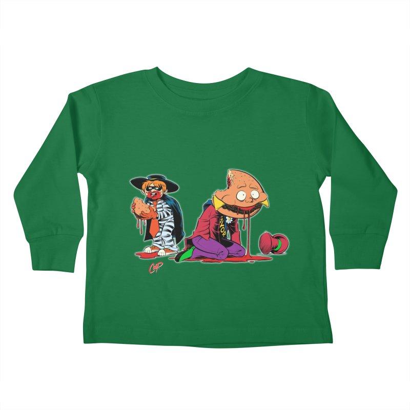 DESIRE FULFILLED Kids Toddler Longsleeve T-Shirt by artofcoop's Artist Shop