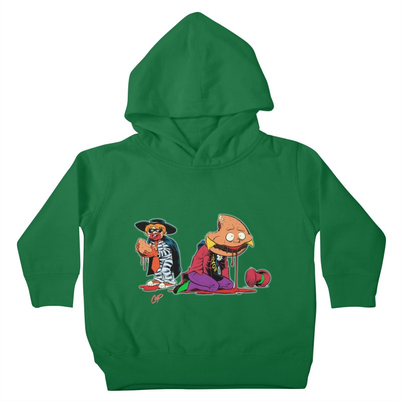 DESIRE FULFILLED Kids Toddler Pullover Hoody by artofcoop's Artist Shop