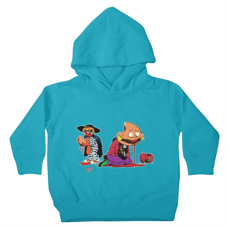 DESIRE FULFILLED Kids Toddler Pullover Hoody by The Art of Coop