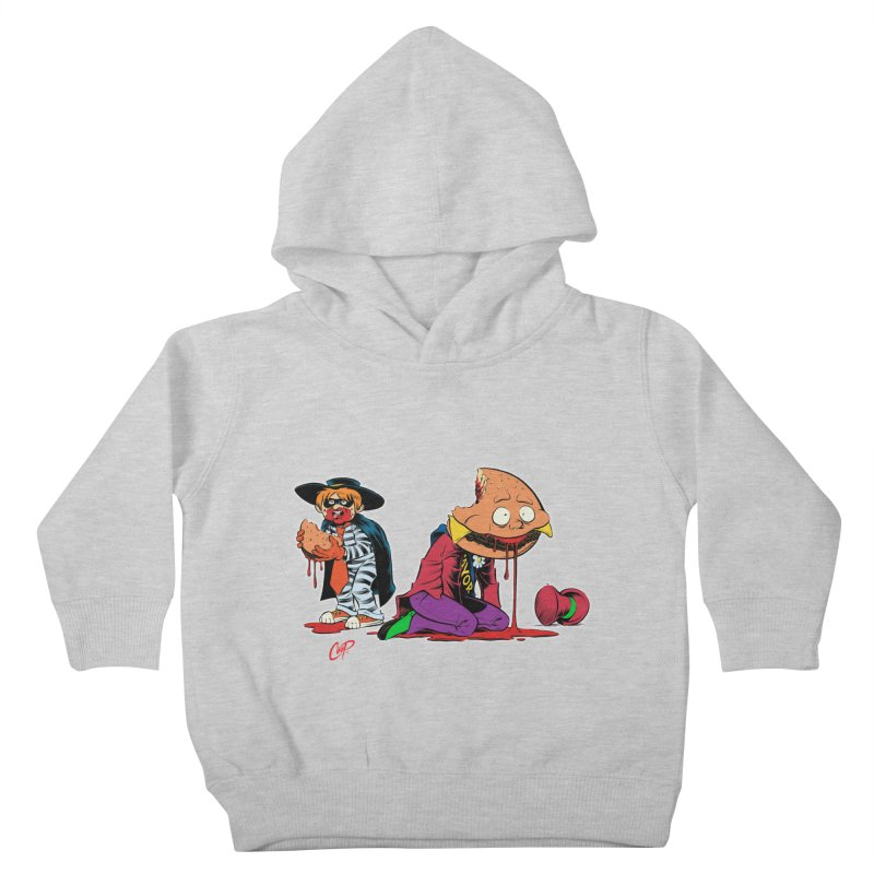 DESIRE FULFILLED Kids Toddler Pullover Hoody by artofcoop's Artist Shop