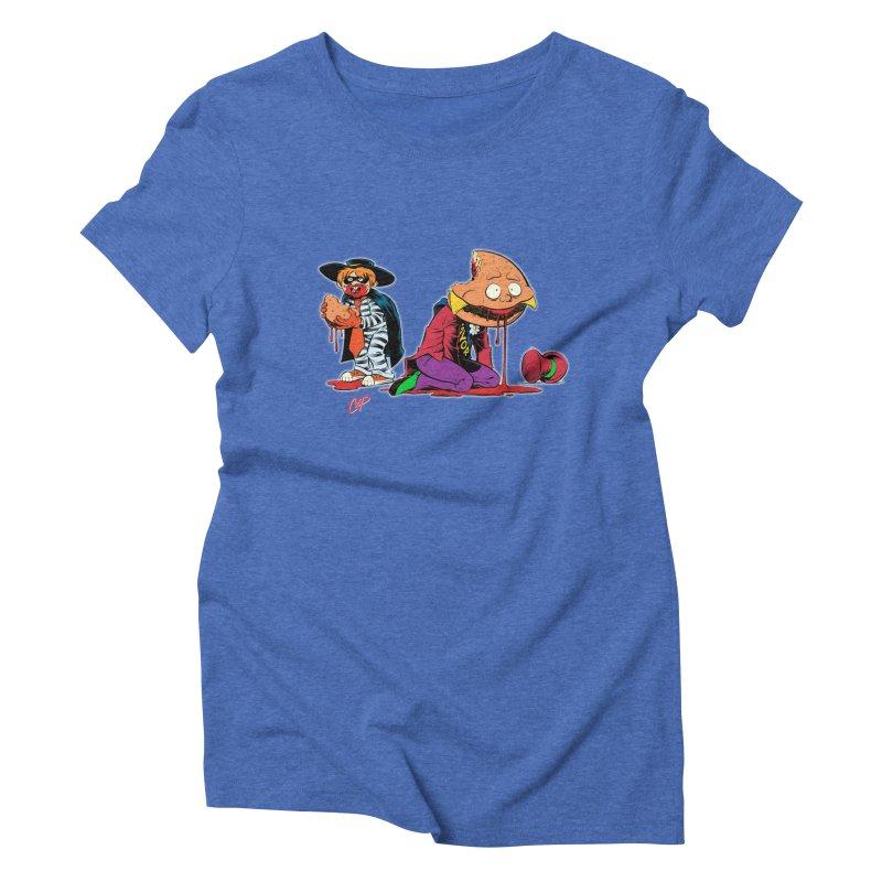 DESIRE FULFILLED Women's Triblend T-shirt by artofcoop's Artist Shop