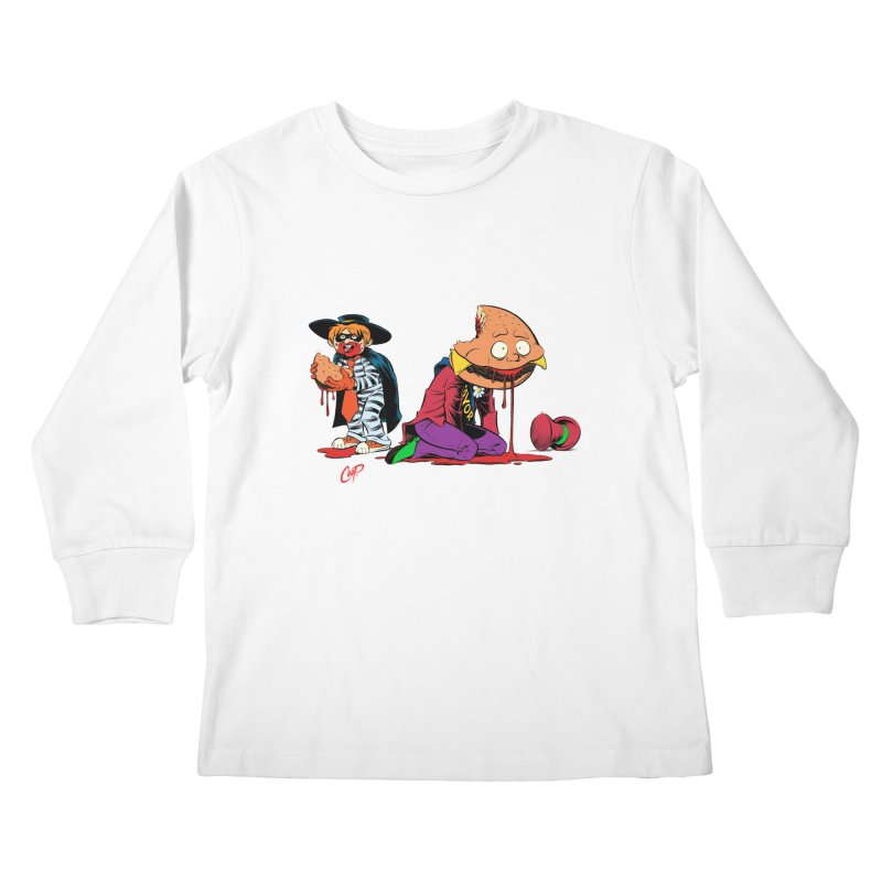 DESIRE FULFILLED Kids Longsleeve T-Shirt by The Art of Coop