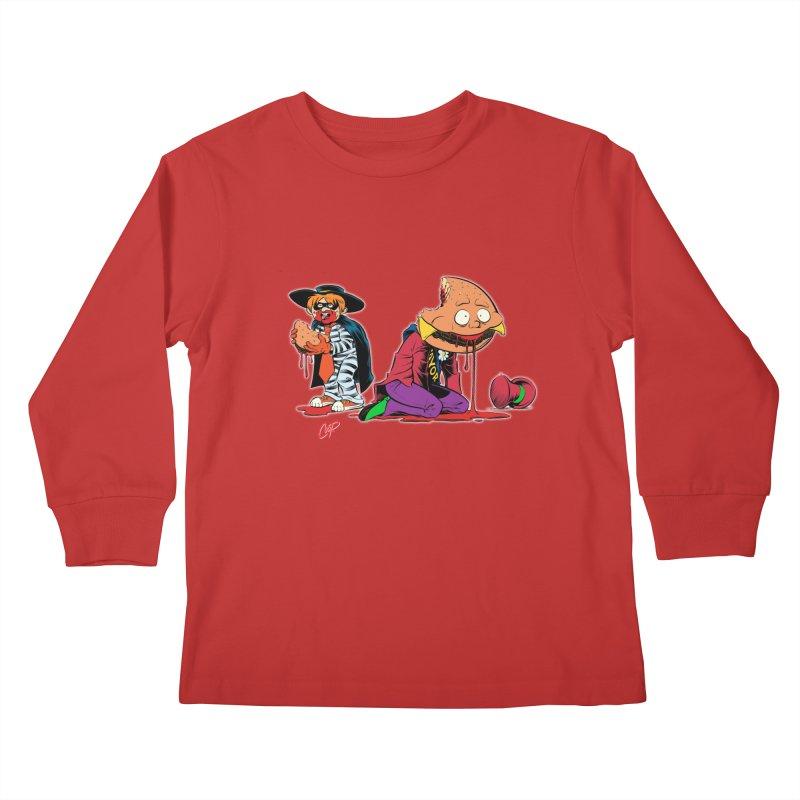 DESIRE FULFILLED Kids Longsleeve T-Shirt by artofcoop's Artist Shop