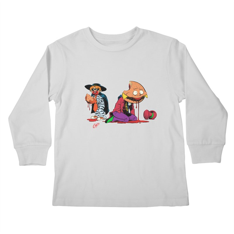 DESIRE FULFILLED Kids Longsleeve T-Shirt by artofcoop's Artist Shop