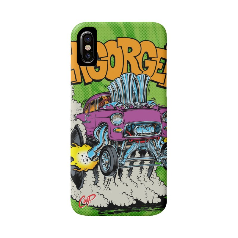 ENGORGED II Accessories Phone Case by artofcoop's Artist Shop