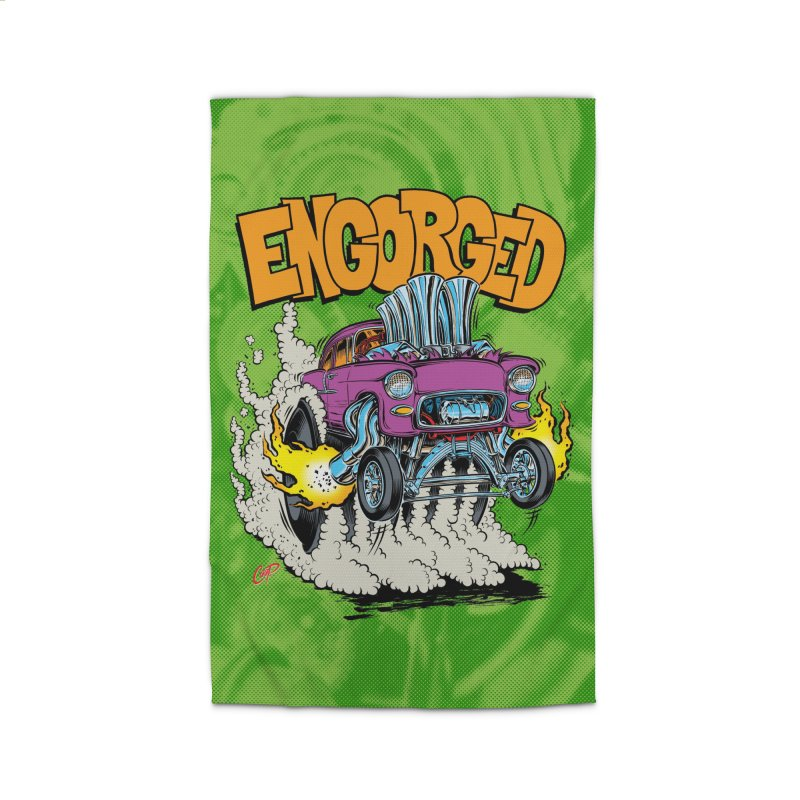 ENGORGED II Home Rug by artofcoop's Artist Shop