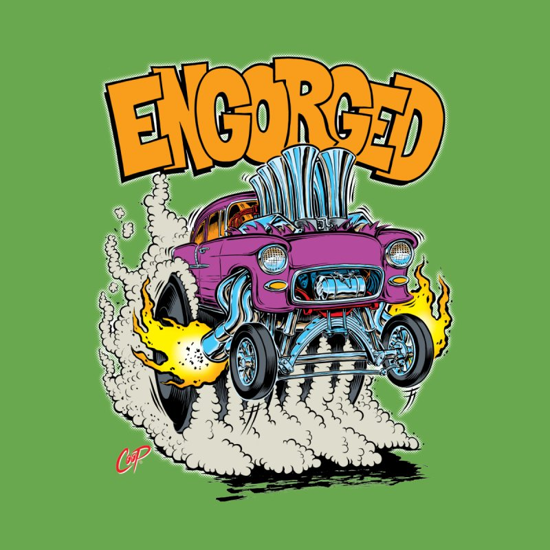 ENGORGED II by artofcoop's Artist Shop
