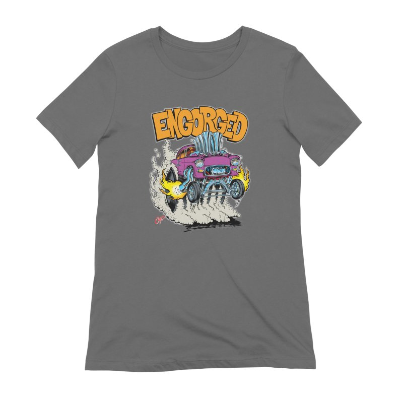 ENGORGED II Women's T-Shirt by artofcoop's Artist Shop